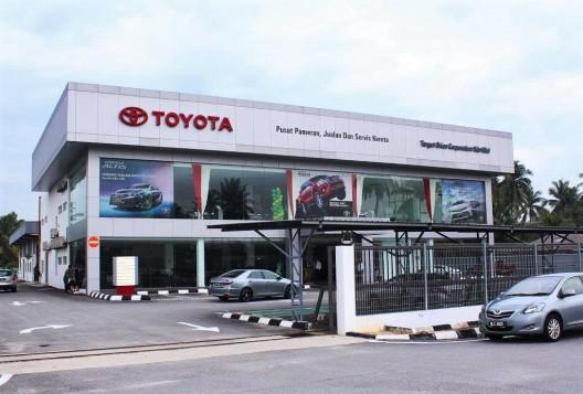 Toyota Opens New 3S Dealership In Kuala Selangor