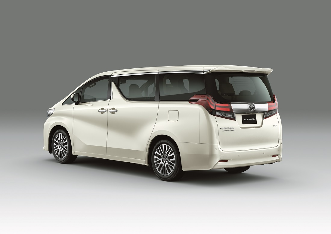 Made-For-Malaysia Toyota Alphard & Vellfire MPVs Launched