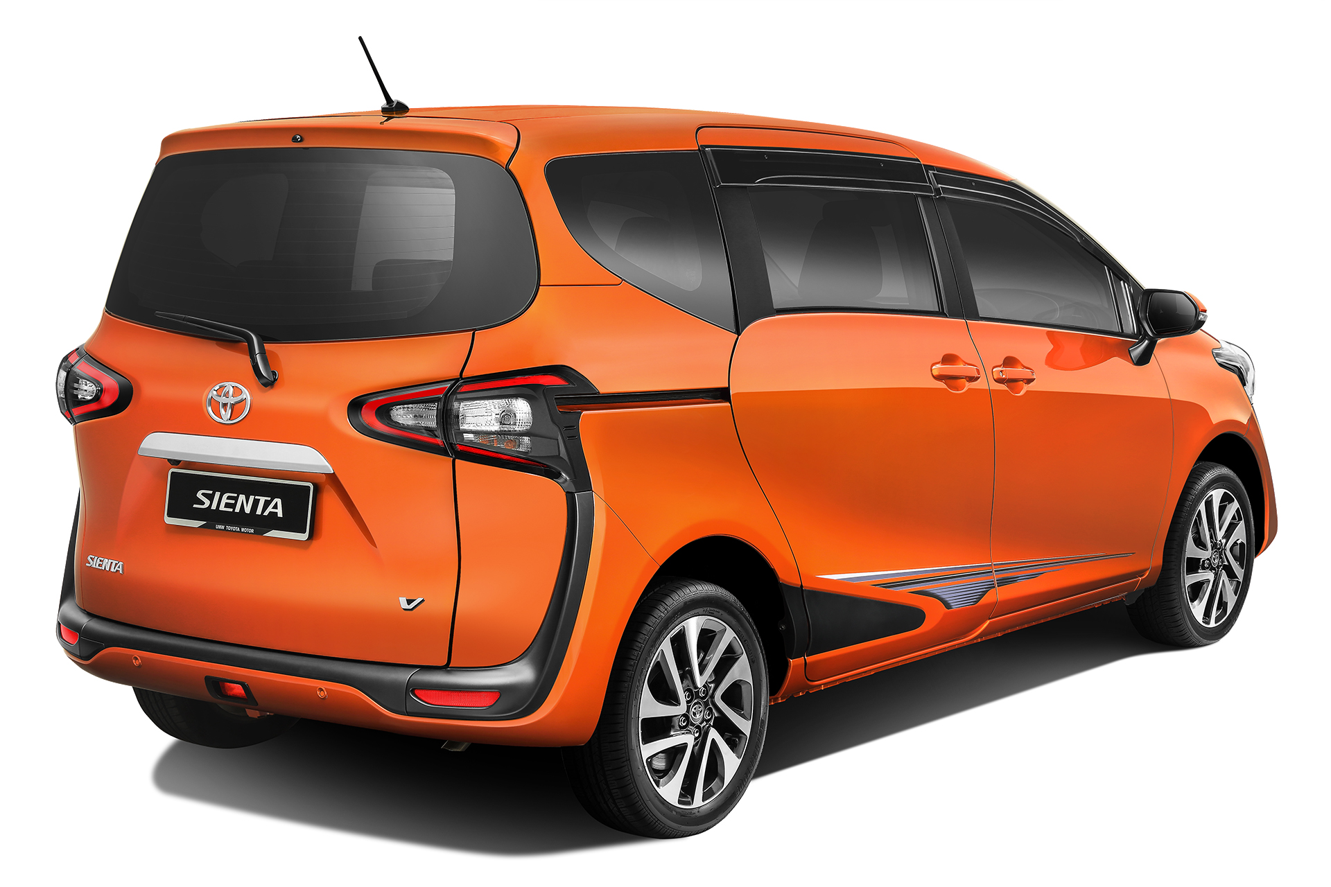 Catch The Toyota Sienta Mobile Truck Autoworld Com My