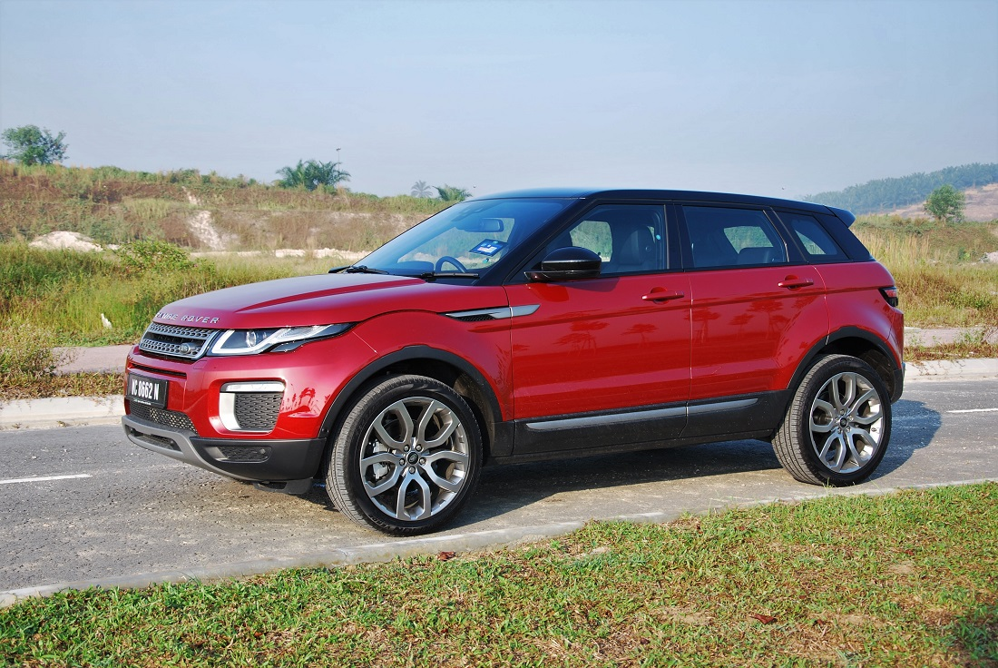 Range Rover Evoque Test Drive Review Autoworld Com My