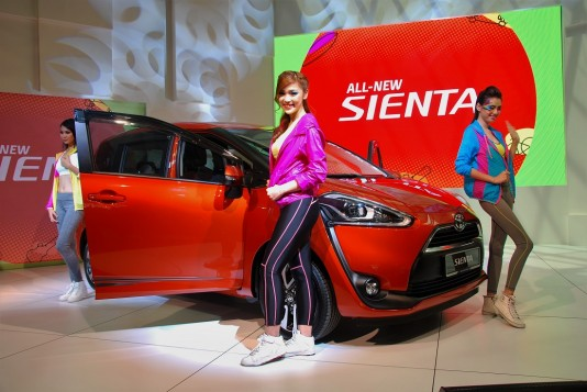New Toyota Sienta Launched