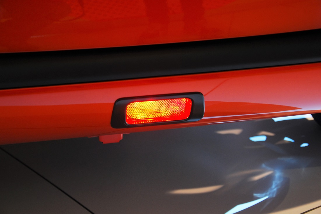 Toyota Sienta Rear Fog Lamp