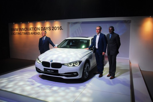New BMW 330e Launched At BMW Innovations Days