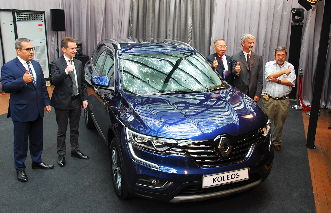 Renault Koleos Flagship Suv Unveiled With Rm 172 800 Price Tag