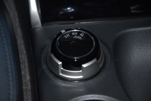 Mitsubishi Triton MIVEC Easy Select 4WD Control Knob