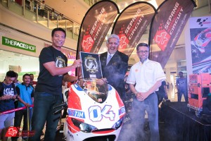 Shell Malaysia MotoGP 2016 Launch Nu Sentral