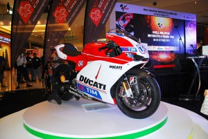 2016 Shell Malaysia MotoGP Ducati at Nu Sentral