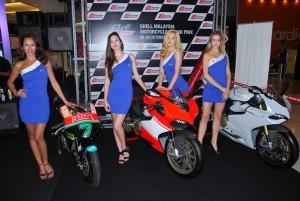 Shell Malaysia Motorcycle Grand Prix 2016 Ambassadors