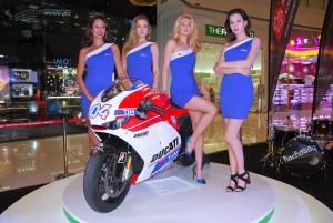 Shell Malaysia Motorcycle Grand Prix 2016 Ambassadors Ducati