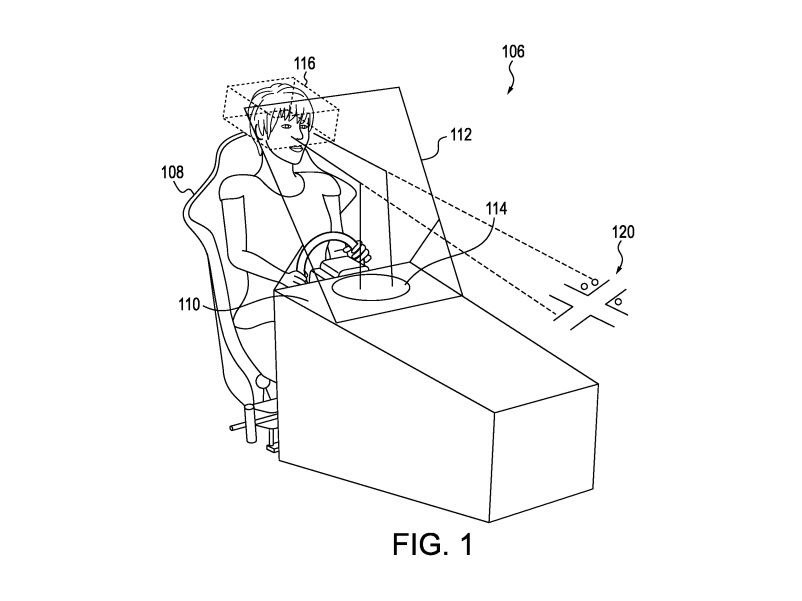 honda patents x-ray vision