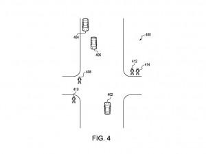 Honda Pedestrian Detection System Bird's Eye View