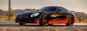 Autobot Drift Mercedes-AMG GT R