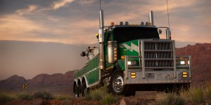 Decepticon Onslaught Western Star Tow Truck