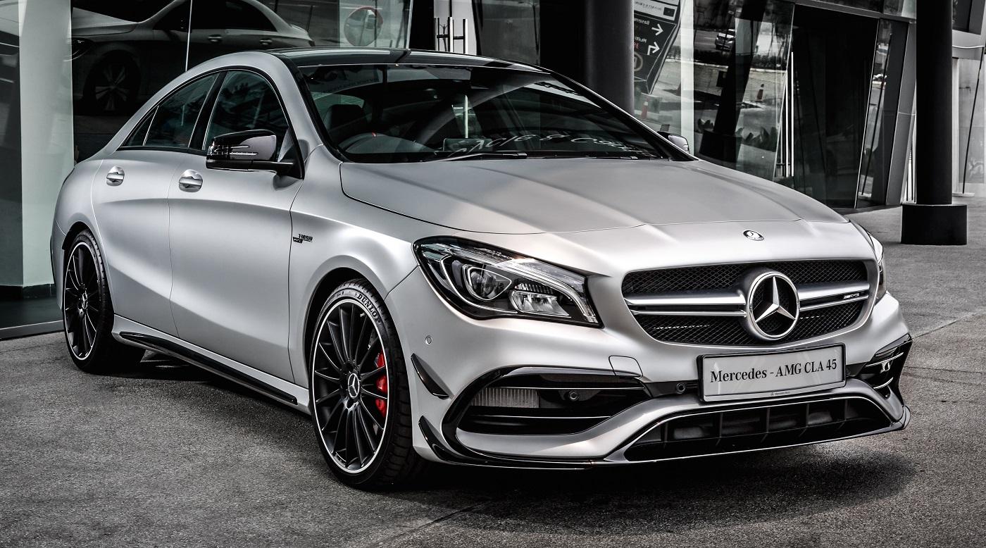 Mercedes Benz ...