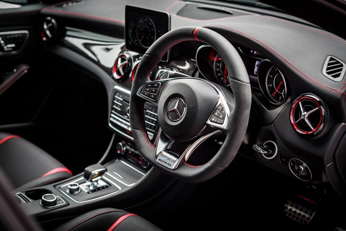 Mercedes Benz Cla Updated