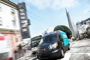 Ford City Solutions 4 - Chariot Transit crowd-source shuttle service