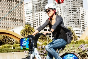Ford City Solutions 3 - Motivate Bike Sharing