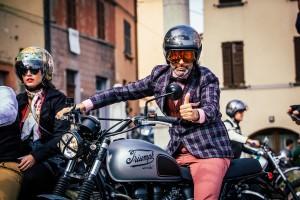 The Distinguished Gentleman's Ride Forli'