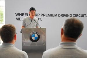 Jayden Liew Dealer Principal & Executive Director, Wheelcorp Premium BMW MINI Setia Alam