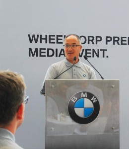 Han Sang Yun MD & CEO BMW Group Malaysia, Wheelcorp Premium Driving Circuit Setia Alam