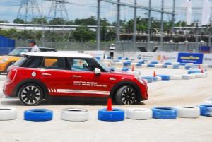 BMW MINI Wheelcorp Premium Driving Circuit Setia Alam
