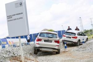 BMW 06 Wheelcorp Premium Driving Circuit
