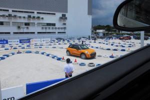 Wheelcorp Premium Driving Circuit Malaysia BMW MINI