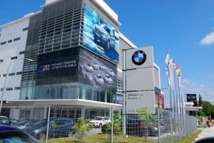 Wheelcorp Premium 4S Dealership Setia Alam Seksyen U13 Shah Alam BMW MINI Malaysia