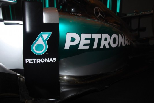 Petronas 'Race To Win' Campaign Offers F1 Team Merchandise