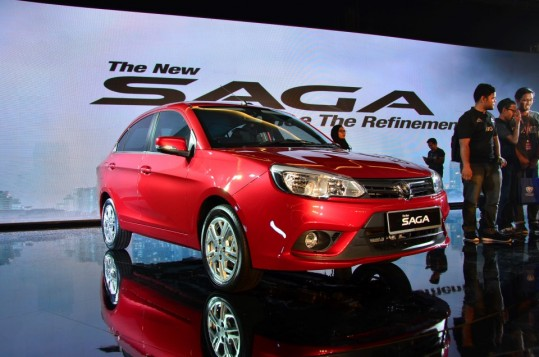3rd Generation Saga Launched by Proton