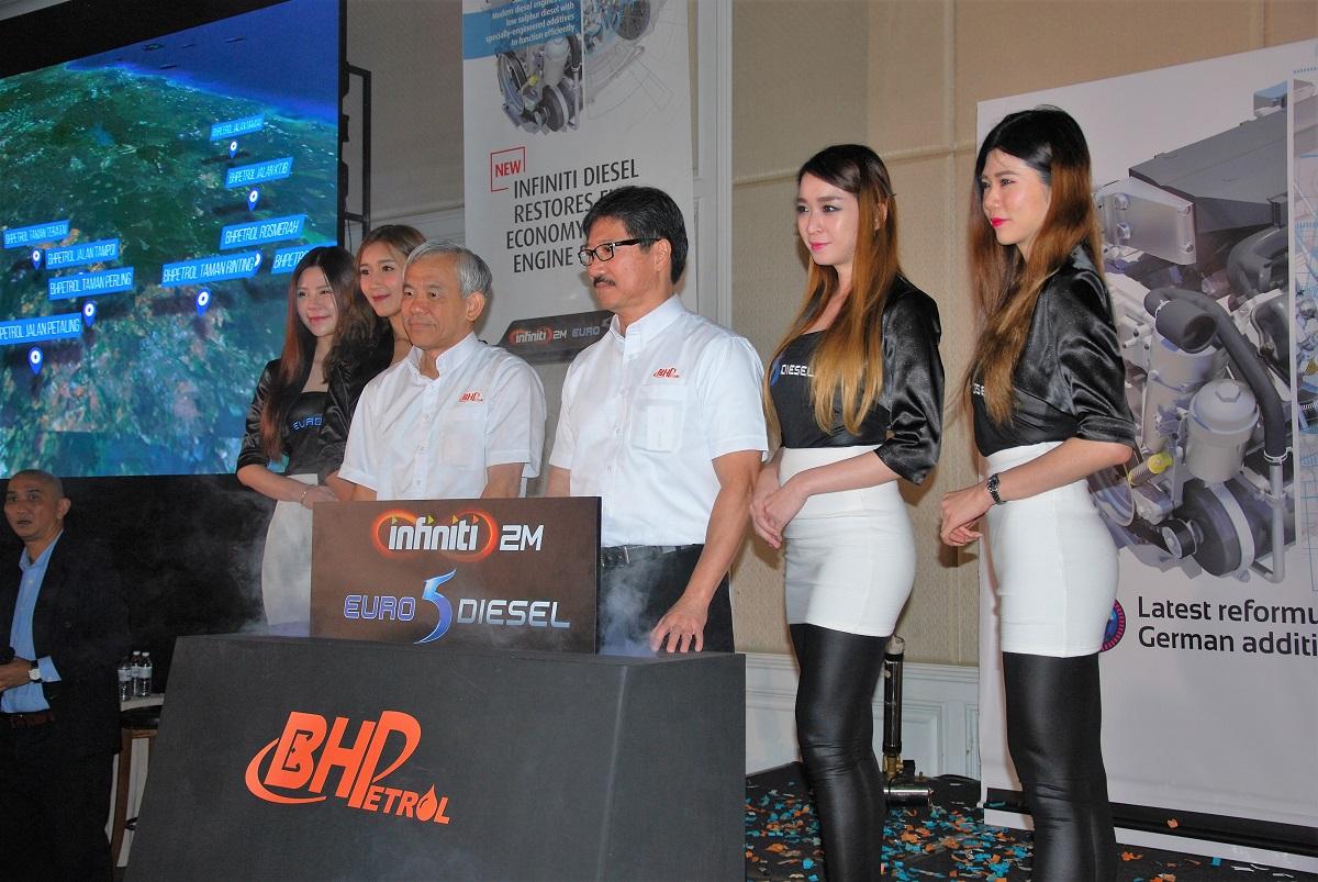 Bhp Brings Euro 5 Diesel To The Klang Valley Autofreaks Com