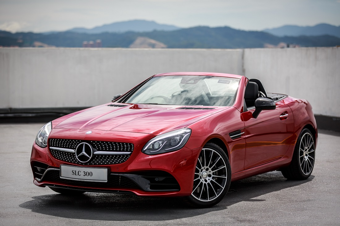 Slc Joins Mercedes Benz Malaysia S Dream Cars Collection Autoworld Com My
