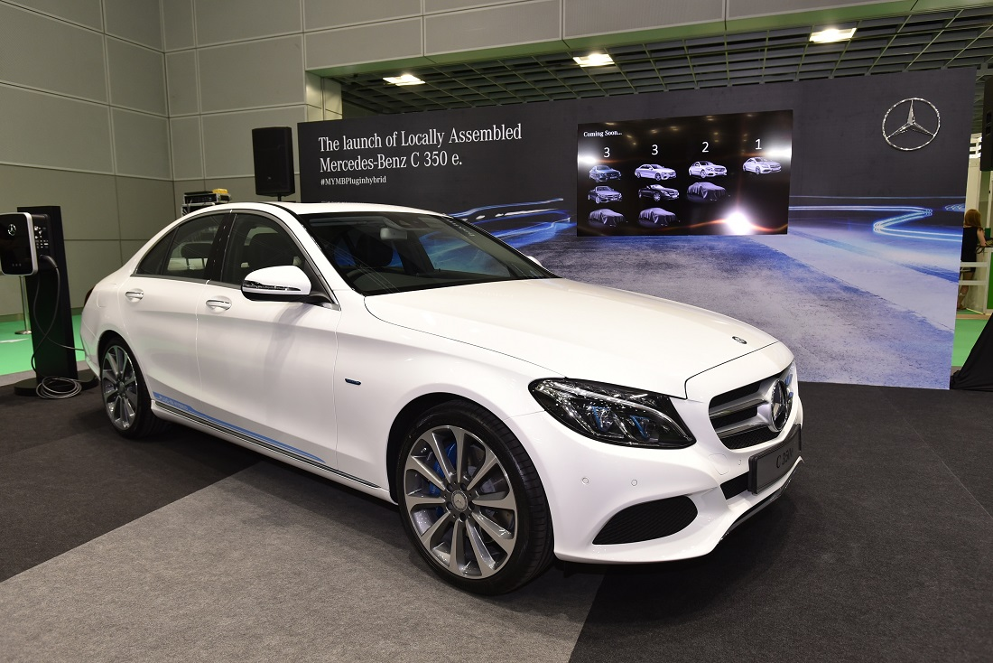 C 350 e tops mercedes benz malaysia 39 s c class range for E 350 mercedes benz