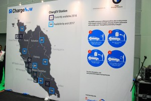 GreenTech ChargEV station network - IGEM 2016 Malaysia