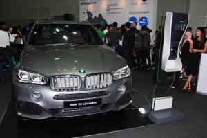 BMW X5 xDrive40e Charging IGEM 2016 Malaysia