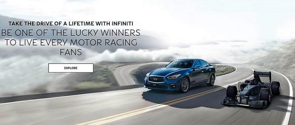 Infiniti Ultimate Test Drive Contest Malaysia
