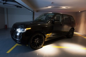 Limited Edition Range Rover by Piet Boon, Malaysia 2016
