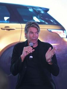 Amsterdam-based Designer, Piet Boon; Range Rover Malaysia