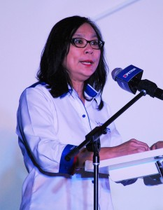 Faridah Ali, Petron Malaysia Head of Retail