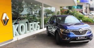 All-New Renault Koleos Now In Showrooms_Malaysia 2016
