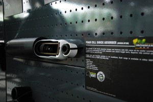 Nissan Navara Ironman 4x4 Foam Cell Shock Absorber