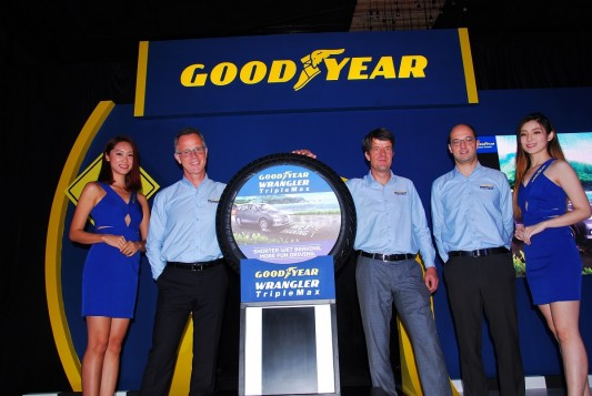 Goodyear Wrangler TripleMax Tires For SUV Launched In Malaysia
