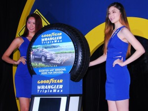 Goodyear Malaysia Wrangler TripleMax SUV Tire Launch 2016