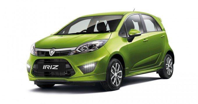 Budget 2017: RM4k Rebate For Proton Iriz Used For Ride-Sharing