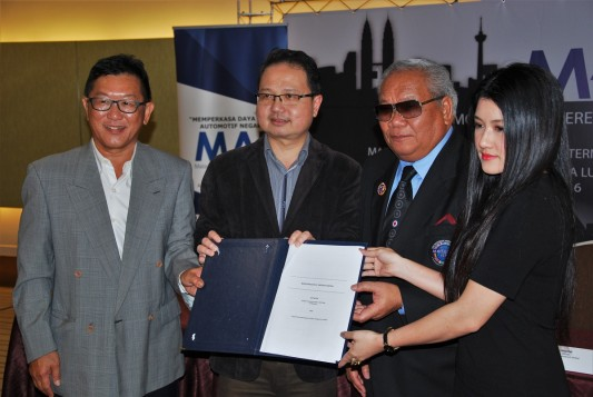 Malaysia Autoshow And Bangkok International Motor Show Organizers Sign MOU