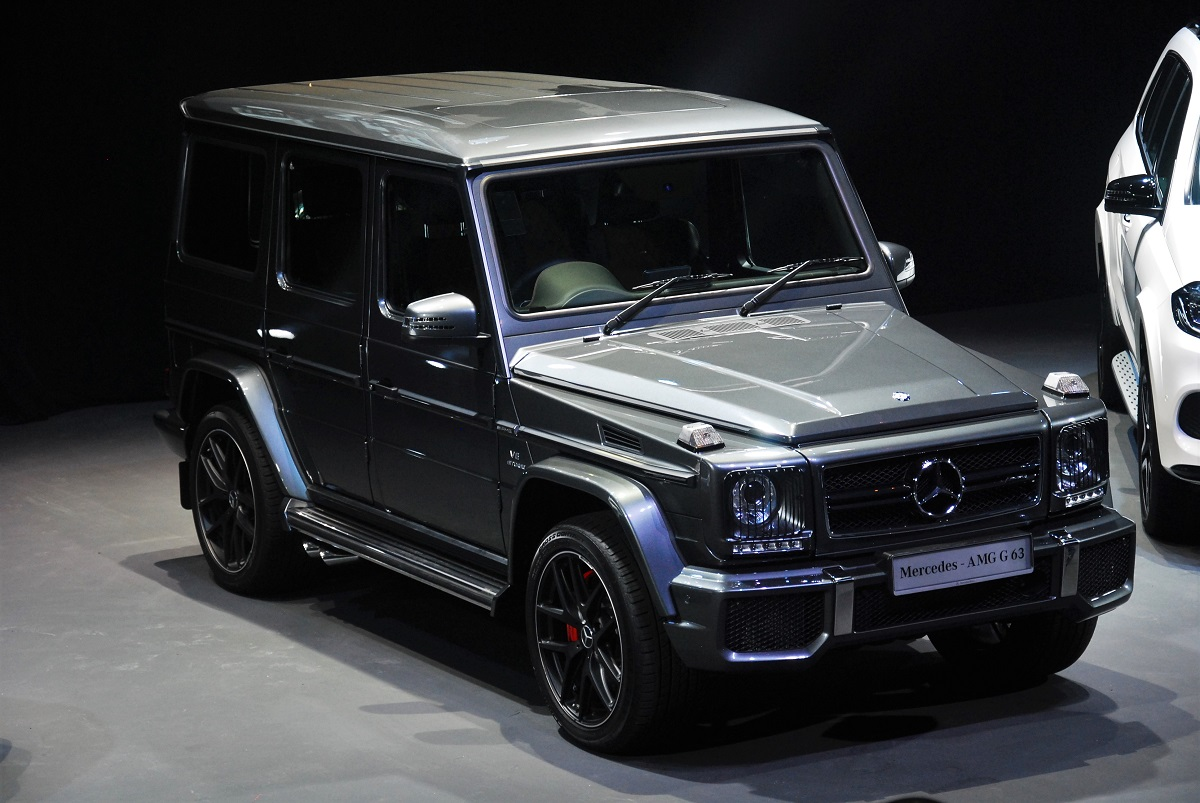 mercedes amg g63 comes to malaysia. Black Bedroom Furniture Sets. Home Design Ideas