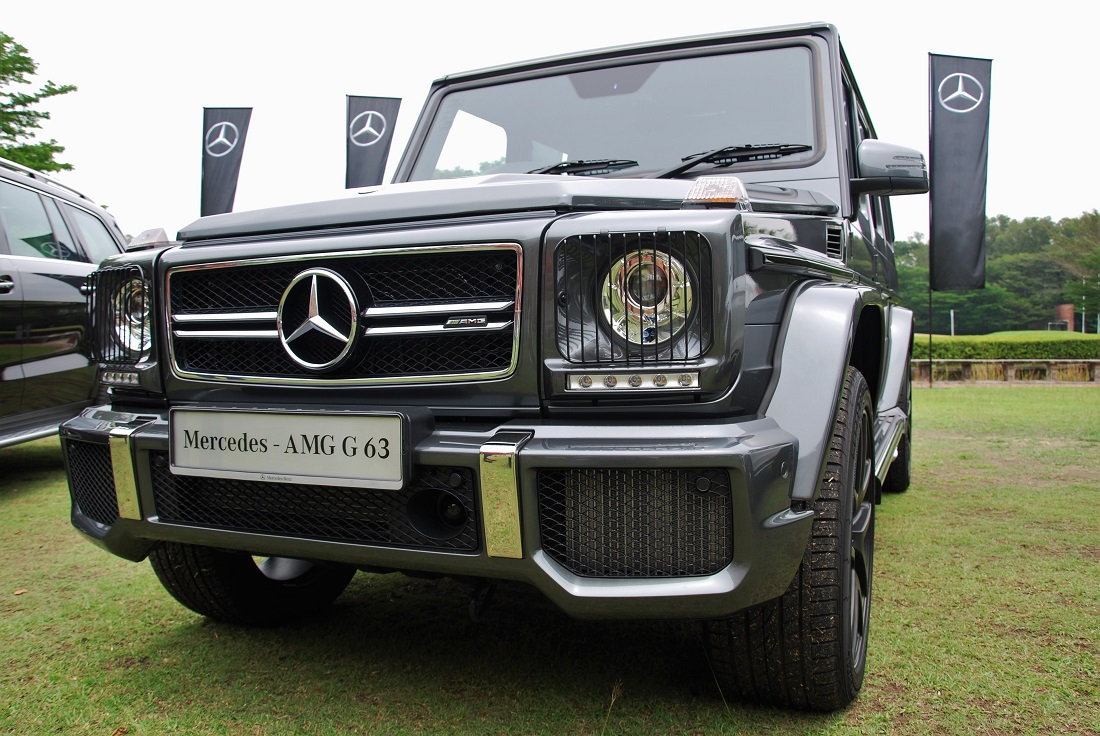 Mercedes-AMG G63 Comes To Malaysia - Autoworld com my