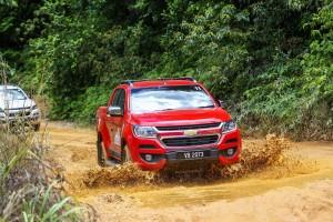 2016 Chevrolet Colorado Malaysia Off Road