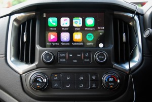 2016 Chevrolet Colorado High Country 2.8L MyLink with Apple CarPlay, Malaysia