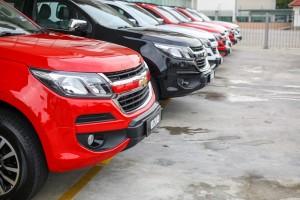 2016 Chevrolet Colorado Media Drive Malaysia
